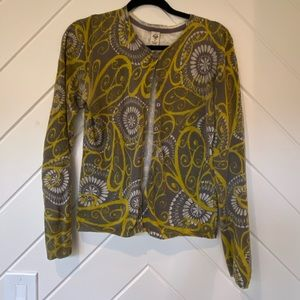 Prana cotton women's sweater size medium